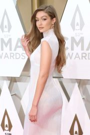 Gigi Hadid - 2019 CMA Awards in Nashville