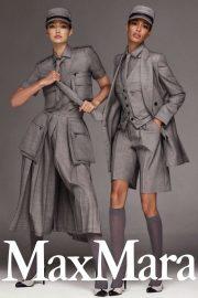 Gigi Hadid and Joan Smalls for Max Mara's SS 2020 Campaign