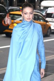 Gigi Hadid - Arrives at 2019 Variety's Power of Women in NYC