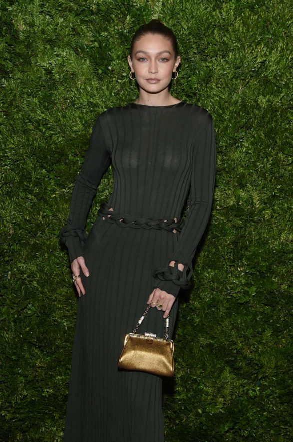 Gigi Hadid - CFDA/Vogue Fashion Fund 2019 Awards in NYC