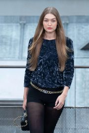 Gigi Hadid - Chanel Womenswear SS 2020 Runway Show at Paris Fashion Week