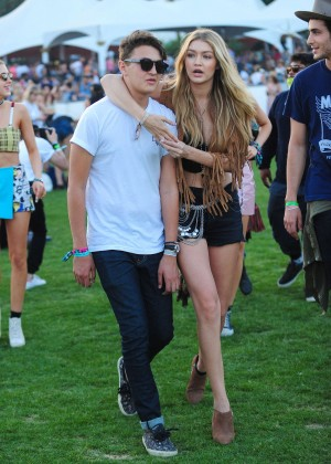 Gigi Hadid: Coachella Music Festival Day 2 -02