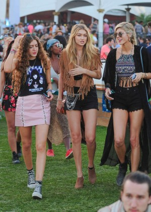 Gigi Hadid: Coachella Music Festival Day 2 -03