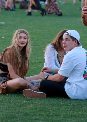 Gigi Hadid: Coachella Music Festival Day 2 -07