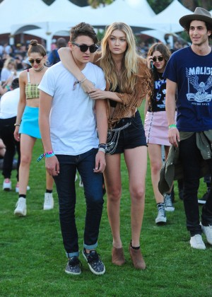 Gigi Hadid: Coachella Music Festival Day 2 -08