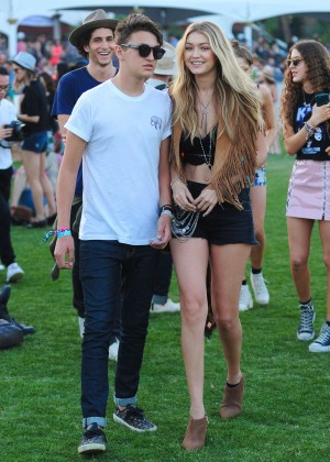 Gigi Hadid: Coachella Music Festival Day 2 -09