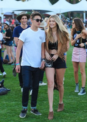 Gigi Hadid: Coachella Music Festival Day 2 -12