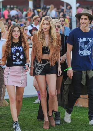 Gigi Hadid: Coachella Music Festival Day 2 -17