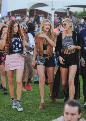 Gigi Hadid: Coachella Music Festival Day 2 -20