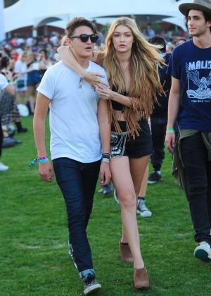 Gigi Hadid: Coachella Music Festival Day 2 -23