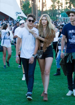 Gigi Hadid: Coachella Music Festival Day 2 -24
