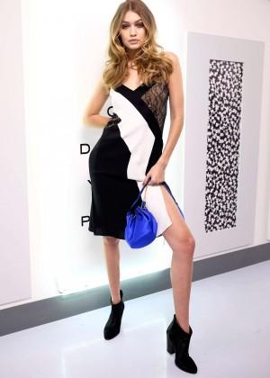 Gigi Hadid - Diane Von Furstenberg 2016 Show in New York
