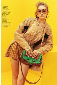 Gigi Hadid for Grazia Italy Magazine (April 2020)
