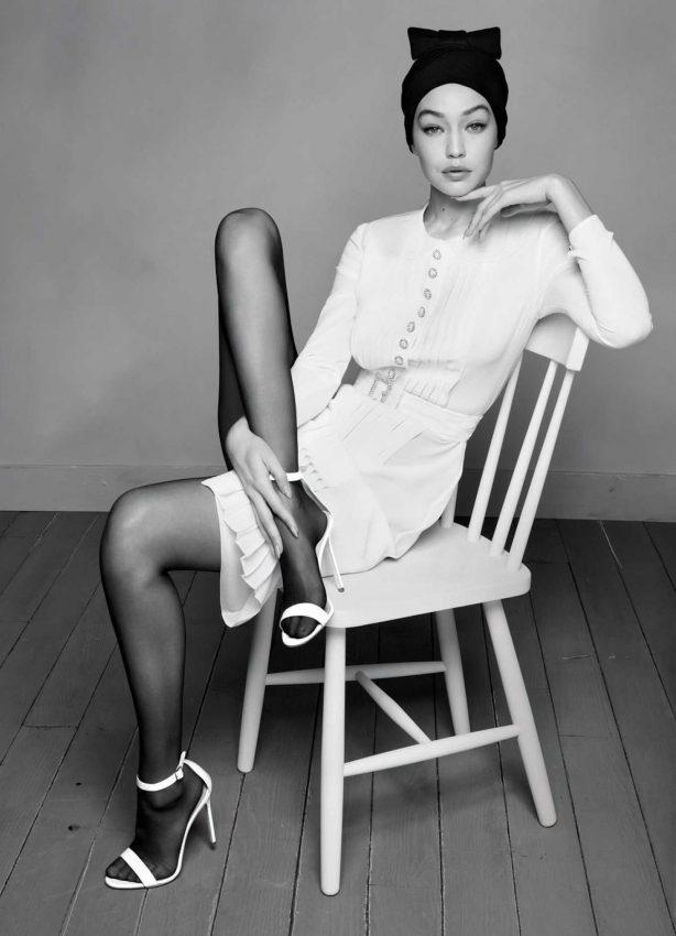 Gigi Hadid - Harper's Bazaar US Magazine (April 2020)