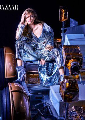 Gigi Hadid - Harper's Bazaar US Magazine (June/July 2017)