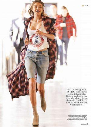 Gigi Hadid - Hola! Fashion Spain Magazine (March 2018)