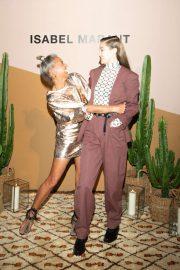 Gigi Hadid - Isabel Marant Party at Men's Fashion Week SS 2020 in Milan