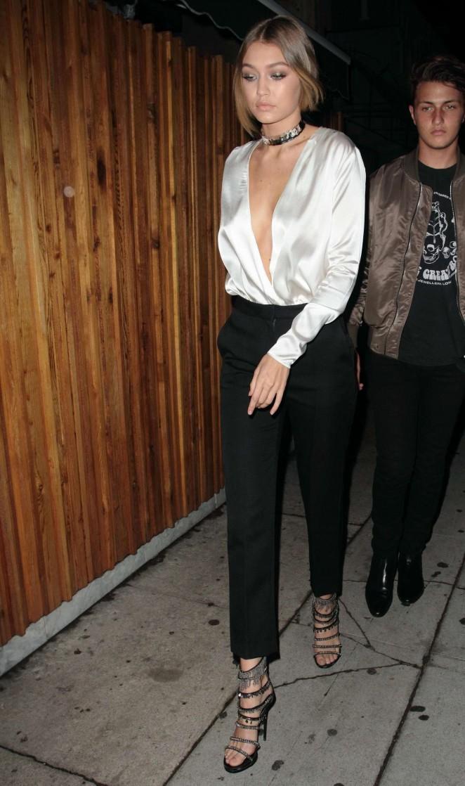 Gigi Hadid Kendall Gigi Hadid Kendall Jenners 20th
