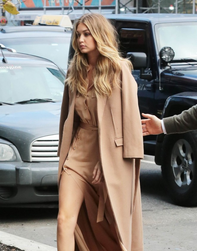 Gigi hadid leaves live with kelly michael in new york for Where do models live in nyc