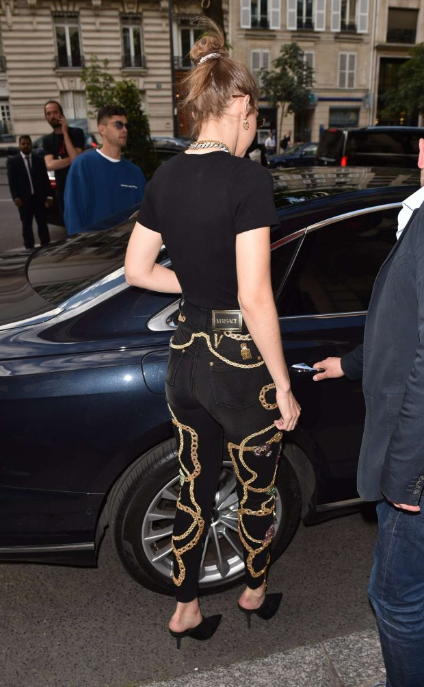 Gigi Hadid: Leaving The Royal Monceau Hotel-03