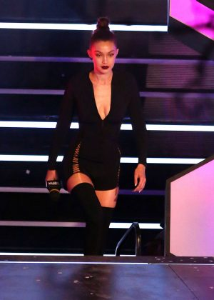 Gigi Hadid - MuchMusic Video Awards 2016 in Toronto