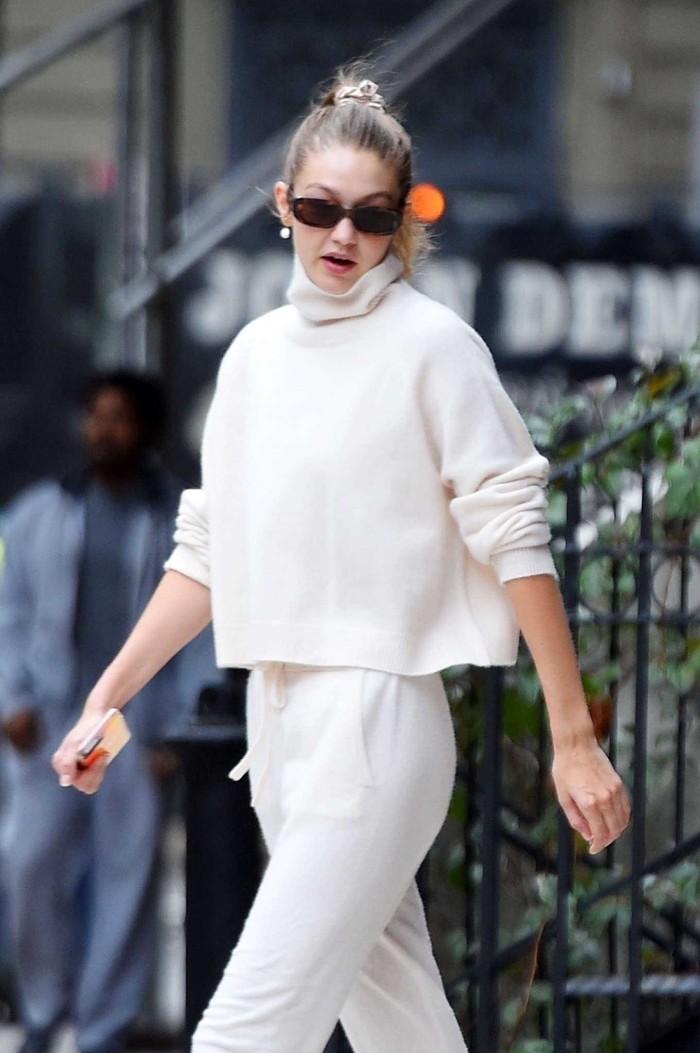 Gigi Hadid - Out and about in Manhattan