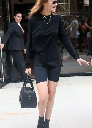Gigi Hadid - Out and about in New York City