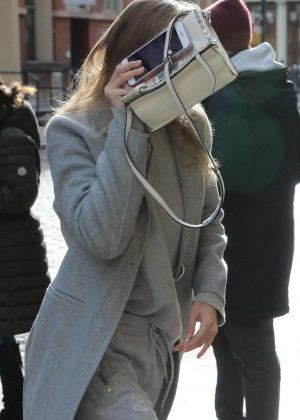 Gigi Hadid - Out and about in NYC
