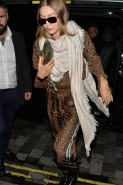 Gigi Hadid - Out in London