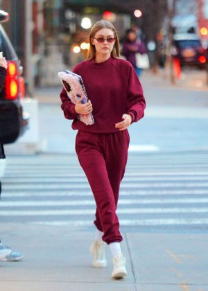 Gigi Hadid - Out In New York