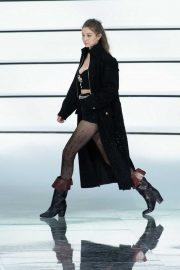 Gigi Hadid - Runway for Chanel Ready to Wear Fashion Show in Paris