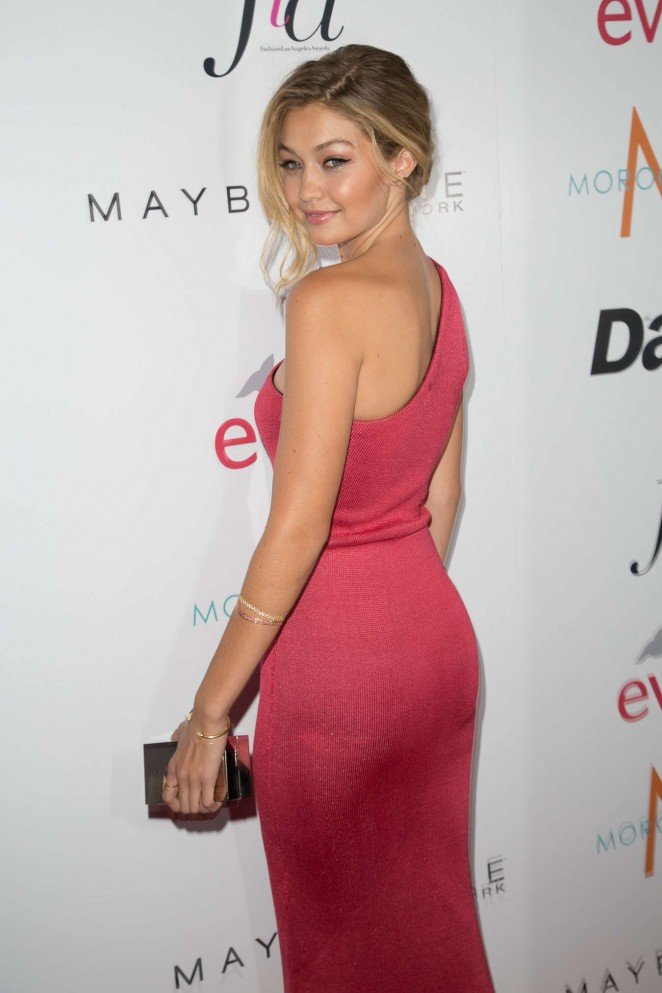 Gigi Hadid - The Daily Front Row's 1st Annual Fashion Los Angeles Awards