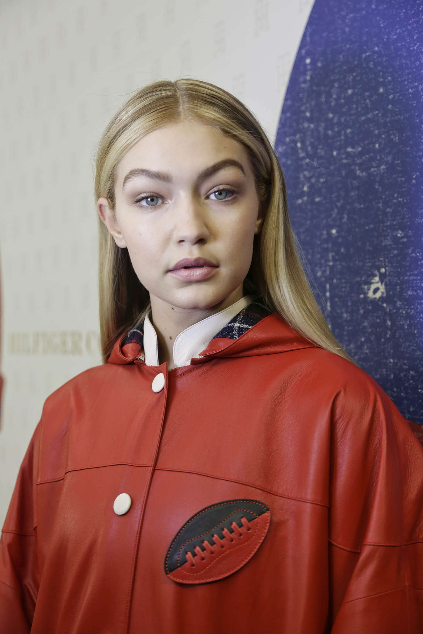 gigi hadid tommy hilfiger womens collection 2015 in nyc