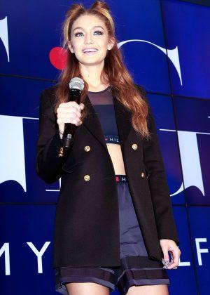 Gigi Hadid - 'Tommy X GiGi' Collection Launch in Tokyo