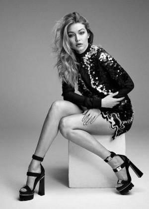 Gigi Hadid - Vanity Fair Italy Magazine (April 2016)