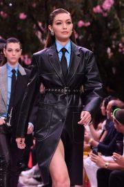 Gigi Hadid - Versace Runway Show SS 2020 in Milan