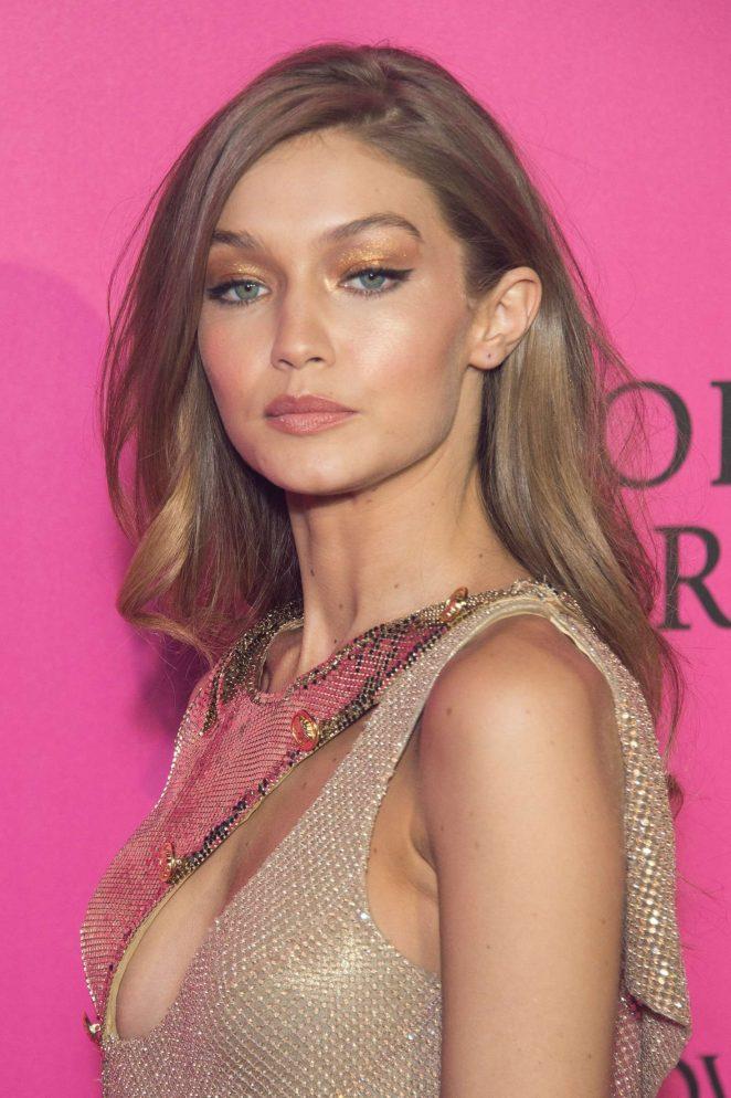 Gigi Hadid Victoria Secret After Party