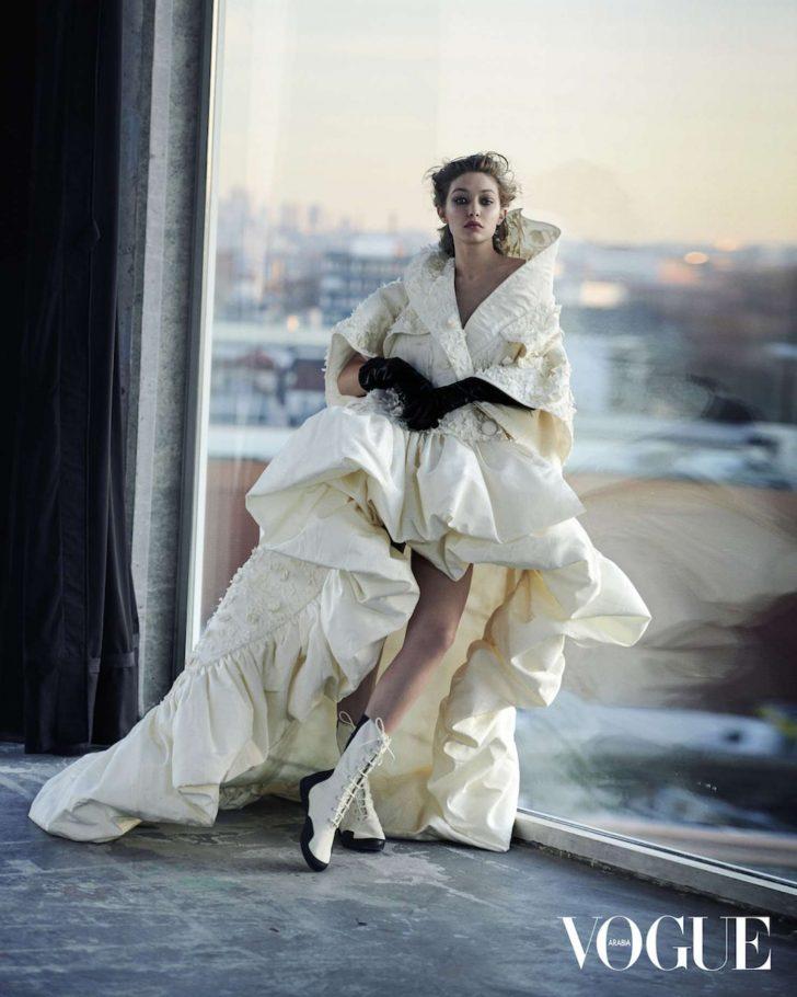 Gigi Hadid - Vogue Arabia Magazine (March 2019)
