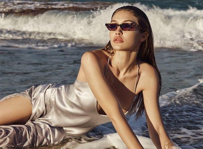 Gigi Hadid - Vogue Eyewear 2018 Collection