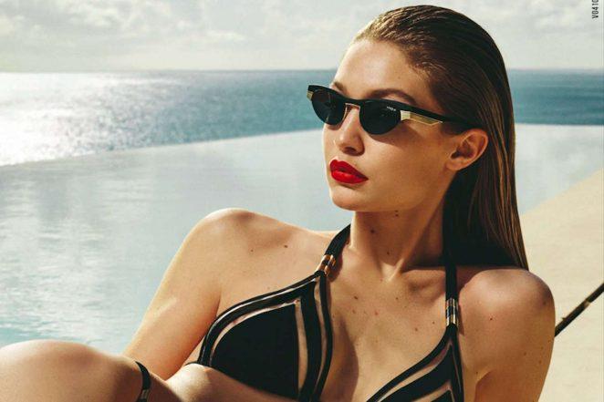 3a3edf02de Gigi Hadid  Vogue Eyewear Campaign 2018 -01 – GotCeleb