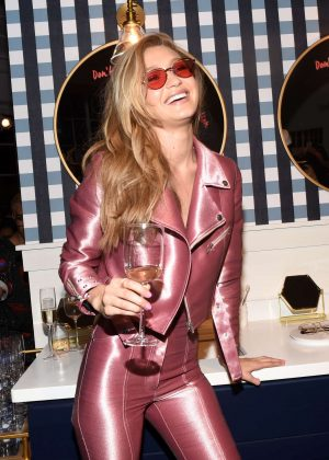 Gigi Hadid - Vogue Eyewear Collection Launch Party in New York