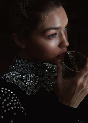 Gigi Hadid - Vogue Germany Magazine (May 2016)