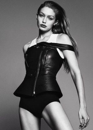 Gigi Hadid - Vogue Japan Magazine (June 2018)