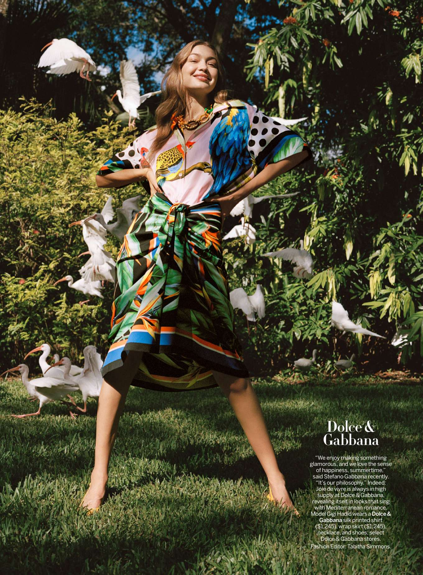 Gigi Hadid 2019 : Gigi Hadid – Vogue Magazine (January 2020 issue)-01