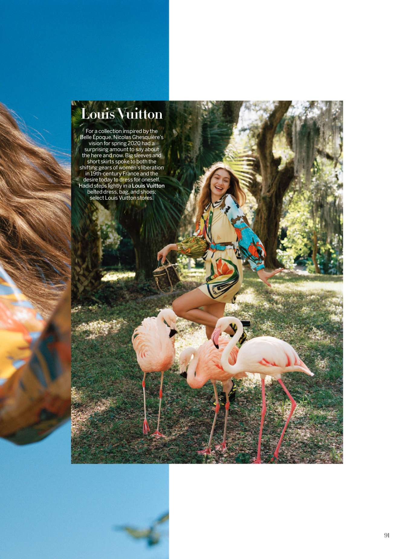 Gigi Hadid 2019 : Gigi Hadid – Vogue Magazine (January 2020 issue)-02