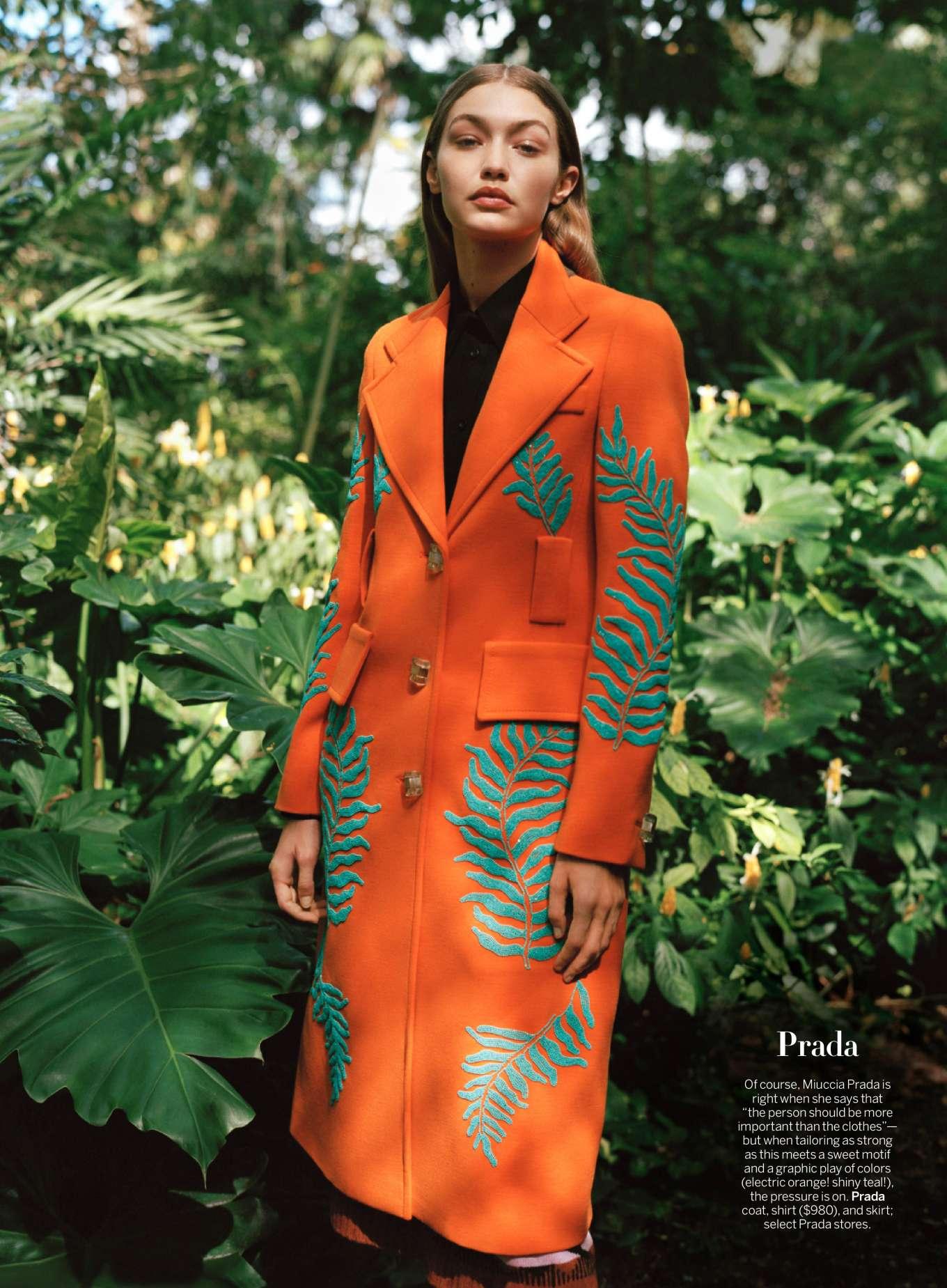 Gigi Hadid 2019 : Gigi Hadid – Vogue Magazine (January 2020 issue)-03