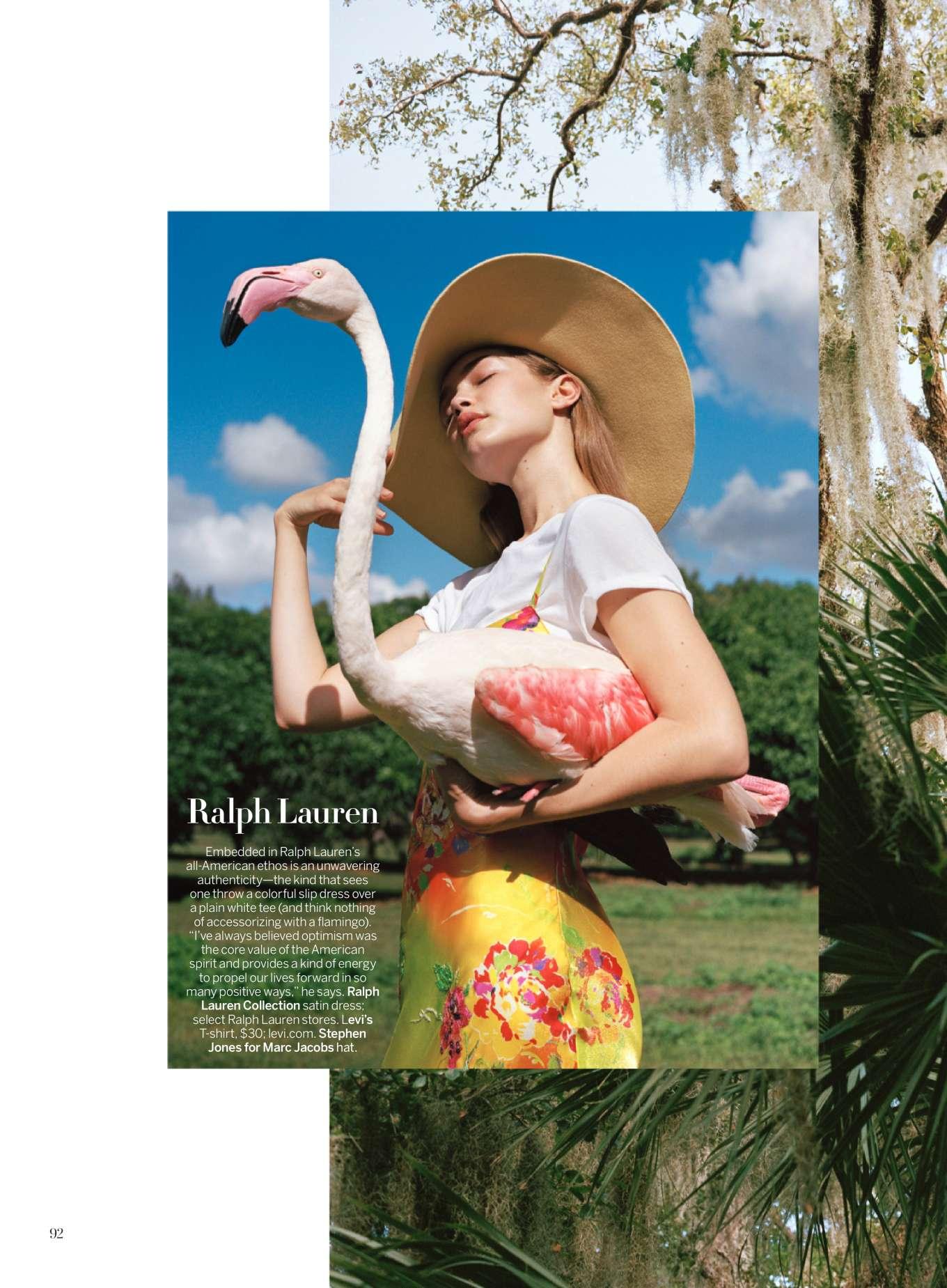 Gigi Hadid 2019 : Gigi Hadid – Vogue Magazine (January 2020 issue)-06