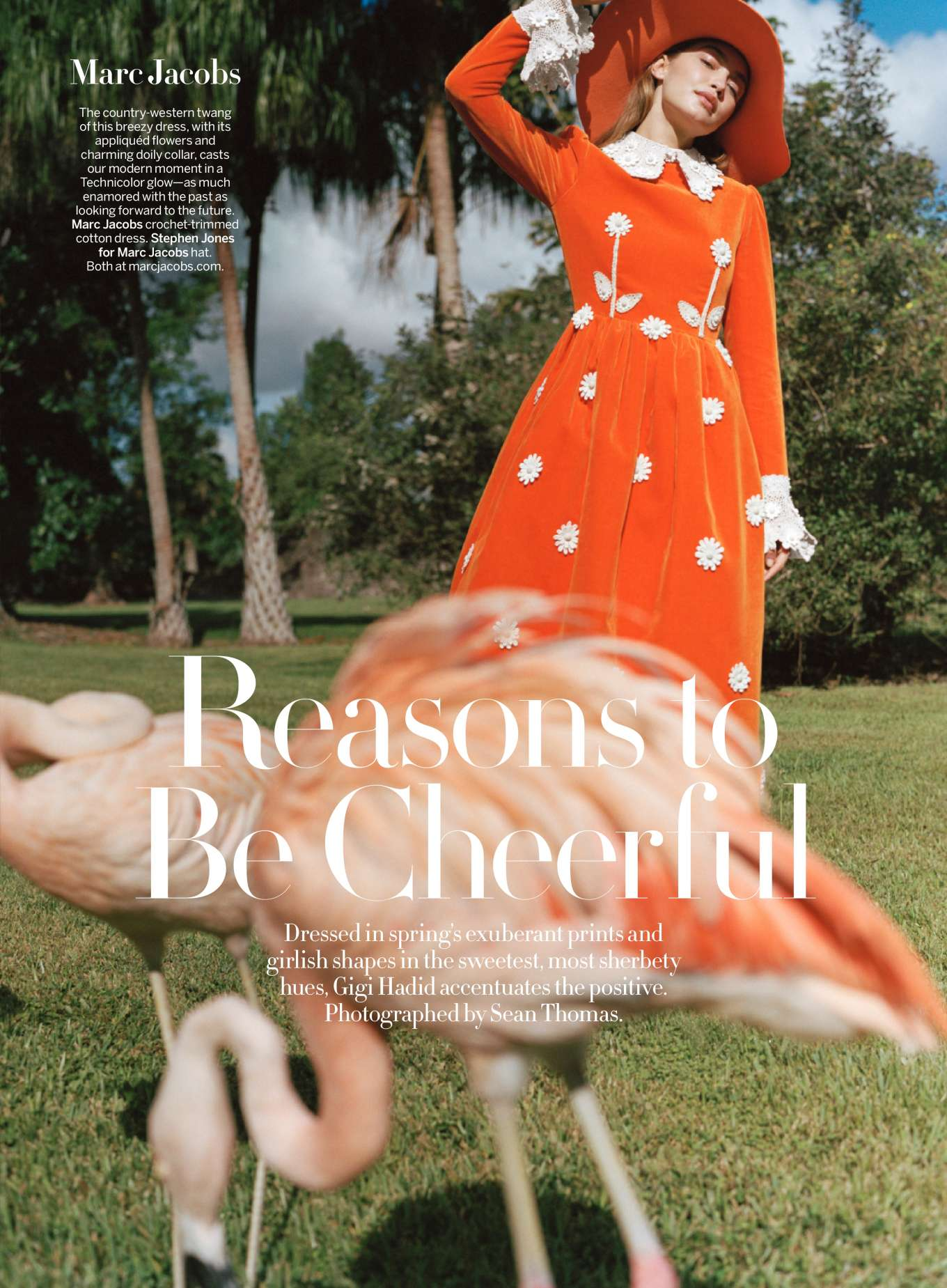 Gigi Hadid 2019 : Gigi Hadid – Vogue Magazine (January 2020 issue)-08