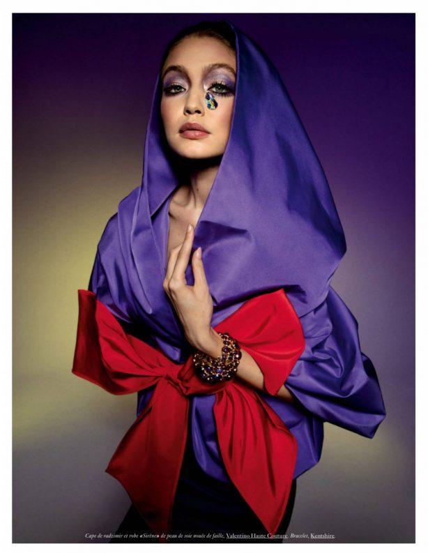 Gigi Hadid - Vogue Paris Magazine (May/June 2020)
