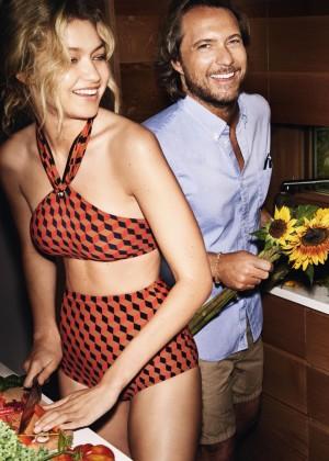 Gigi Hadid: Vogue US 2015 -03